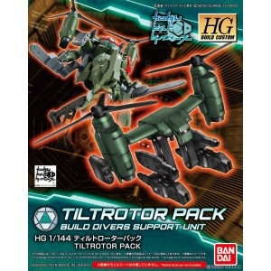 HGBC 1/144 Build Divers Tiltrotor Pack