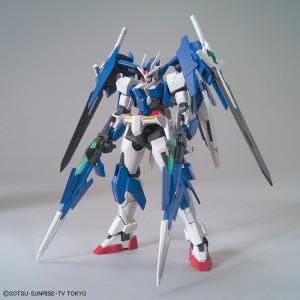 HGBD 1/144 Build Divers Gundam OO Diver Ace