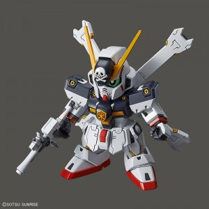 Bandai Gunpla Super Deformed SD Cross Silhouette Gundam Crossbone X1