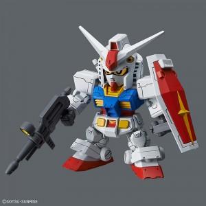 SD Cross Silhouette Gundam RX-78-2