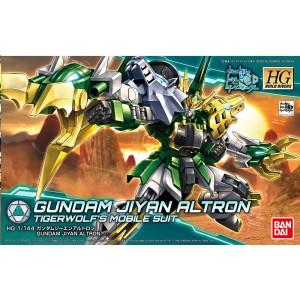 Bandai Gunpla High Grade HGBD 1/144 Gundam Jiyan Altron