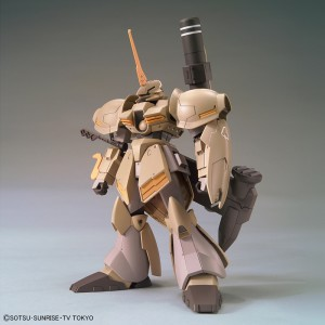 HGBD 1/144 Build Divers Galbaldy Rebake