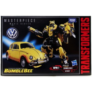Takaratomy Transformers Masterpiece MPM-07 Bumblebee Movie: Bumblebee