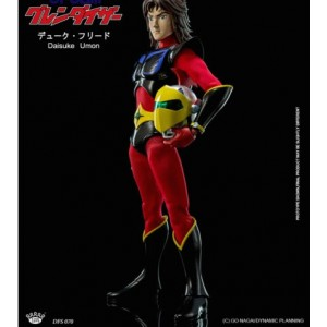 King Arts Diecast Figure Series DFS070 Daisuke Umon Duke Fleed from Grendizer