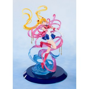 Bandai Figuarts Zero Sailor Moon Chouette Moon Crystal(Open Box)