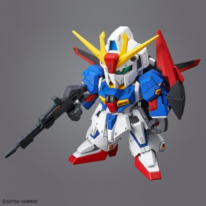 SD Cross Silhouette Gundam Z