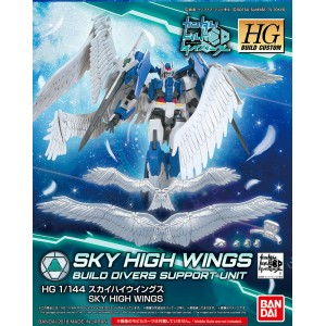 HGBC 1/144 Build Divers Sky High Wings