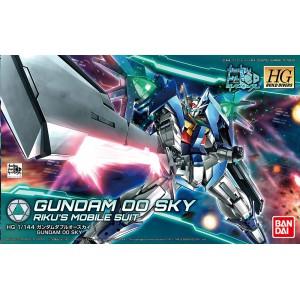 HGBD 1/144 Build Divers Gundam OO Sky