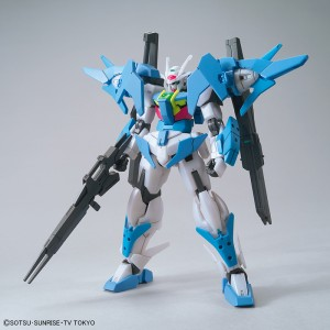 HGBD 1/144 Build Divers Gundam OO Higher Than Sky