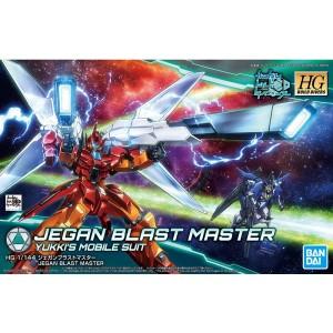 HGBD 1/144 Build Divers Jegan Blast Master