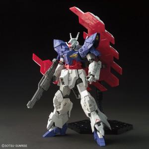 Bandai Gunpla High Grade HGUC 1/144 Gundam Moon AMS-123X-X