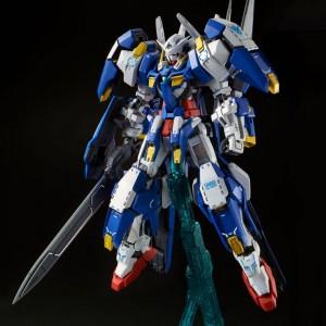 MG 1/100 Gundam Exia Avalanche