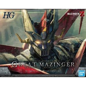 Bandai Plamo Mazinger Infinity: HG Great Mazinger