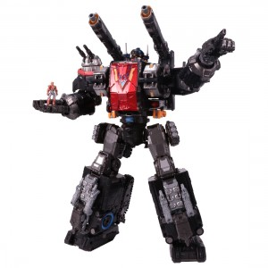 Takaratomy Diaclone Reboot: DA-33 Big Powered GV Destroyer