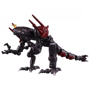 "Takaratomy Diaclone Reboot: DA-34 Waruder Raider Rapto Head ""Dark Cathode Type"" TTMall"