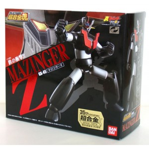 GX-45 Shin Mazinger Z Con Guanti Antimpronta