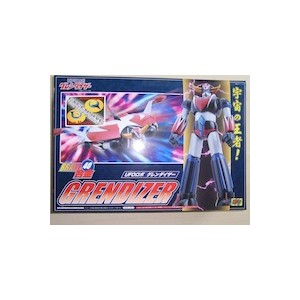 Brave-40 UFO Robot Grendizer/Goldrake/Goldorak 'Exclusive Version' W/TFO Anime Color