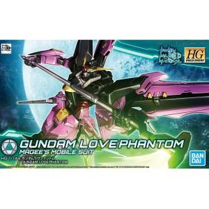 Bandai Gunpla High Grade HGBD 1/144 Gundam Love Phantom