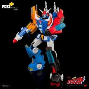 Pose Toy POSE+ Metal Series: P+02 Galactic Gale Baxinger