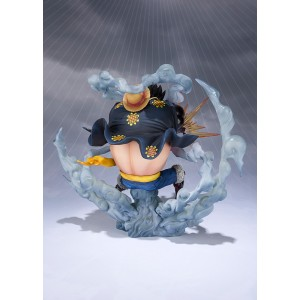 Bandai Figuarts Zero One Piece Luffy Gear 4TH