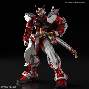MG 1/100 Gundam Astray Red Frame Hi-Resolution Model