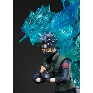 Bandai Figuarts Zero Naruto Shippuden: Kakashii Susanoo Relation