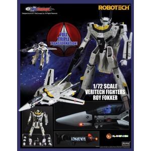 Kitzconcept Robotech 1/72 VF-1S Roy Focker(Difettoso)