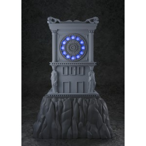 Bandai Saint Seiya Myth Cloth Fire Clock Tower in The Sanctuary