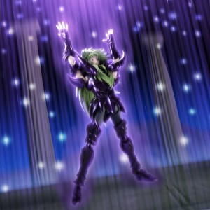 Bandai Saint Seiya Myth Cloth Shion Aries Surplice EX