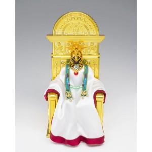 Bandai Saint Seiya Myth Cloth Shion Aries Surplice EX & Pope