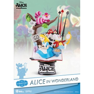Beast Kingdom D-Stage Disney Alice in Wonderland Diorama