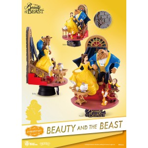 Beast Kingdom D-Select Beauty & Beast Diorama