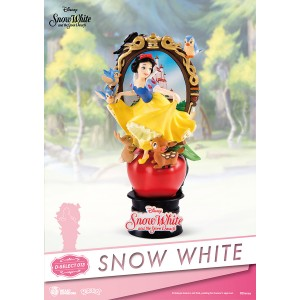 Beast Kingdom D-Select Snow White and Seven Dwarts Diorama