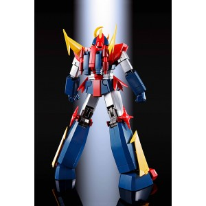 Bandai Soul Of chogokin GX-84 Zambot 3 Full Action