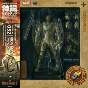 Kaiyodo Revoltech 052 Iron Man Mark 21 MK-XXI Midas