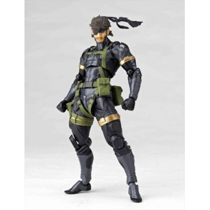 Kaiyodo Revoltech Yamaguchi 131 Metal Gear Solid(The Peace Walker) Snake