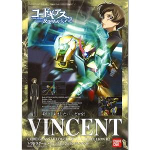 Bandai Plamo Code Geass 1/35 Vincent