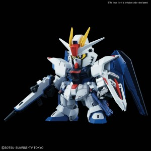Bandai Gunpla Super Deformed SD Cross Silhouette Gundam Freedom
