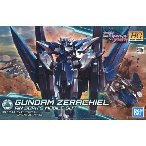 Bandai Gunpla High Grade HGBD 1/144 Gundam Zerachiel
