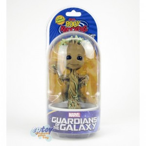 Neca Marvel Guardians Of The Galaxy Dancing Groot Body Knocker