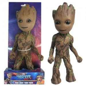 Neca Marvel Guardians Of The Galaxy Vol.2 Baby Groot Life Size Foam Figure