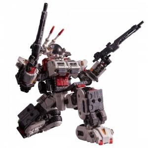 Takaratomy Diaclone Rebot DA-37 Strike Buffalo Moon Assaulter TTMall Exclusive