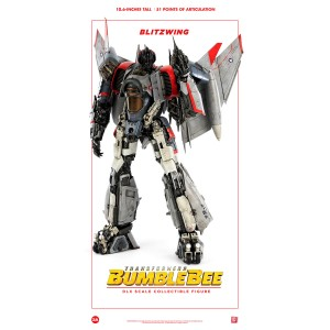 Hasbro x 3A Transformers Bumblebee The Movie: Blitzwing DLX