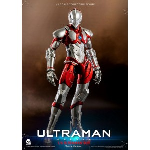 Threezero 1/6 Ultraman Suit (Anime Version)