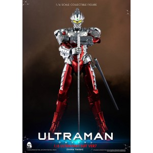 Threezero 1/6 Ultraman Suit Ver7 (Anime Version)