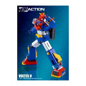 Action Toys Mini Action Series: Voltes V