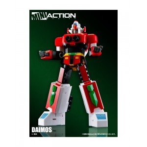 Action Toys Mini Action Series: Daimos
