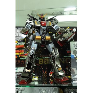 0000  1002 MRX-009 Psycho Gundam 'Hong Kong Night Version' Tamashii Nation 2009 Limited