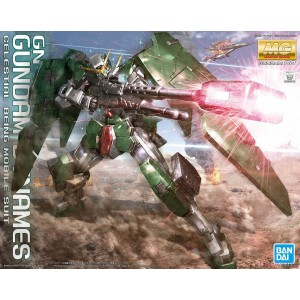 Bandai Gunpla Master Grade MG 1/100 Gundam Dynames