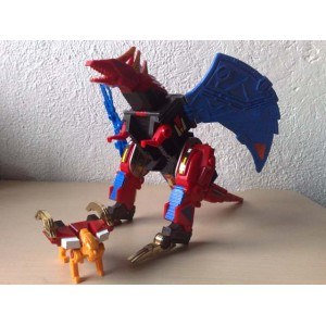 Takara Brave of Legend Da-Garn: Red Geist